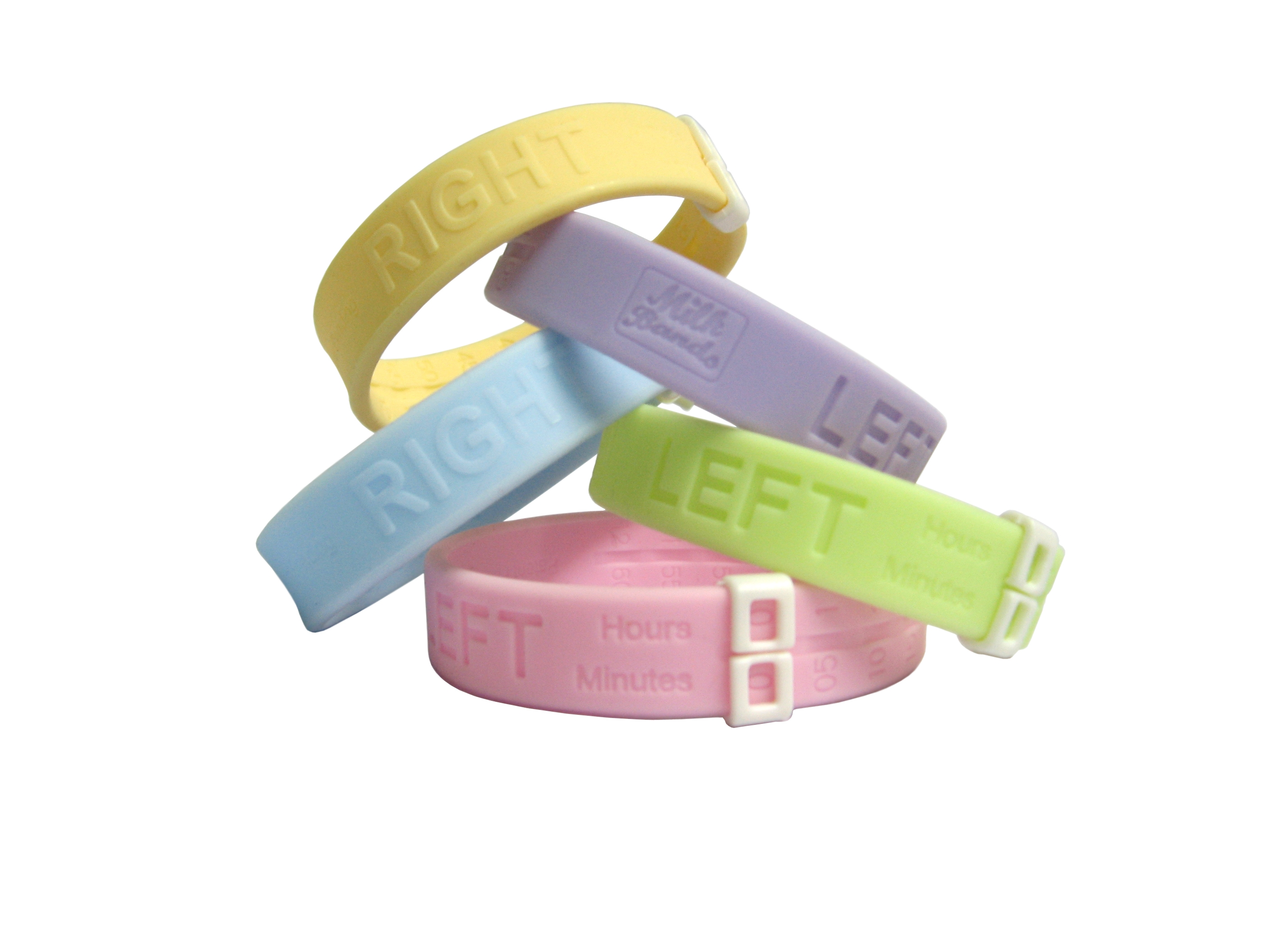 Milkbands- Breastfeeding/Nursing Bracelets