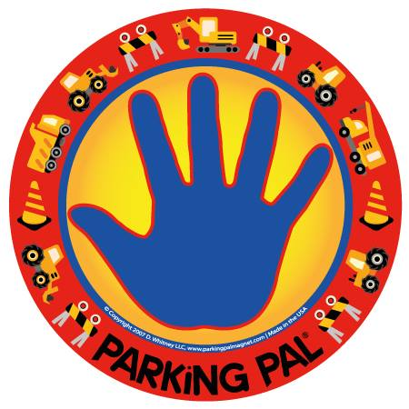 Parking Pal Magnet - ContructionPal