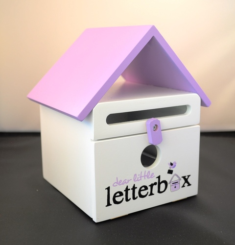 Dear Little Letterbox- Purple