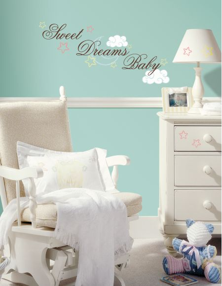 Sweet Dreams Baby Wall Stickers