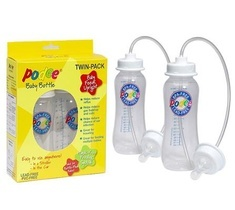 The Podee (BPA Free) Baby Bottle- Twin Pack