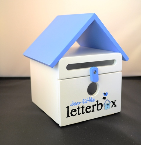 Dear Little Letterbox- Blue