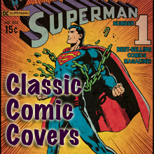 Classic Comic Covers