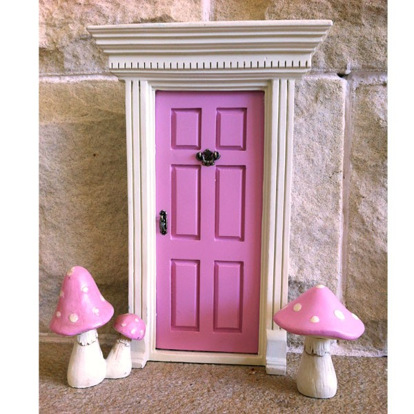 Fairy Doors & Mushrooms